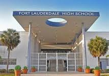 Fort Lauderdale High School pic