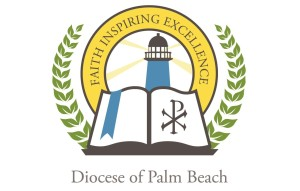 Diocese of Palm Beach Logo